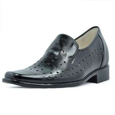 mans shoes make you look taller 7cm / 2.75inch