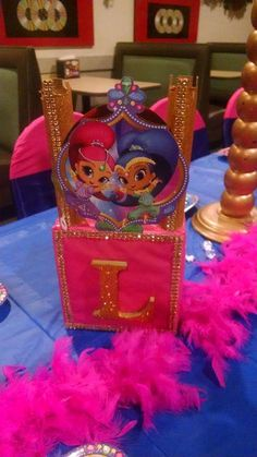 My'Lei Shimmer and Shine  | CatchMyParty.com