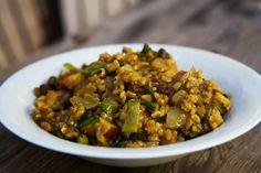 Curry Rice Salad Recipe | Simply Recipes