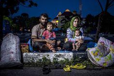 Amnistía Internacional Madrid: Acto público #YoAcojo a las personas refugiadas