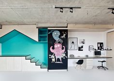Studio Eight Photo par Input Creative Studio - Journal du Design