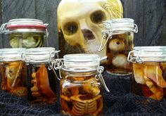 Extreme Pickling for Halloween