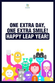 Happy Leap Year! Today only comes once every four years, so make it special. Reject negativity, love those who hate and follow your dreams. #LeapYear #February29 #SpecialDay Special Day, Hate, Dreaming Of You, Dreams, How To Make
