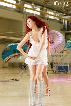 perving on female kpop Uee After School, Seungyeon Kara, Hyuna Fashion, Hyuna Kim, E Dawn, Brown Eyed Girls, Stage Outfits, Beautiful Asian Girls, Queen