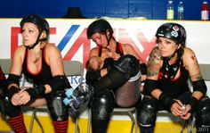 Stand and Deliver: Girl power + breastfeeding = awesome  #rollerderby #breastfeeding