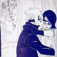 NO! NO! YOU GUYS ARE LIKE 12! STOP THIS RIGHT NOW! Oh my gosh, poor Naruto and…