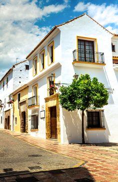 Marbella Spain - Spanish style