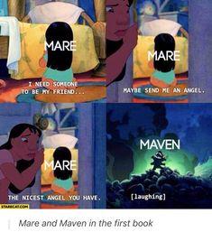 Lol. Even tho I like Maven more than Cal this is really funny