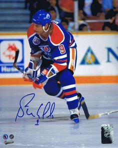 Bernie Nicholls Signed 8x10 Photos are ON SALE on our website for only $15! http://www.memorabiliastar.com/apps/webstore/products/show/5600532