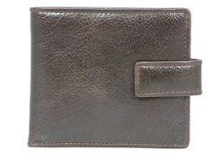 Kinsey 10152 Mens Brown Leather Wallet