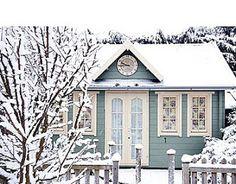 Walnut & Vine: Snow Houses   Tiny Homes