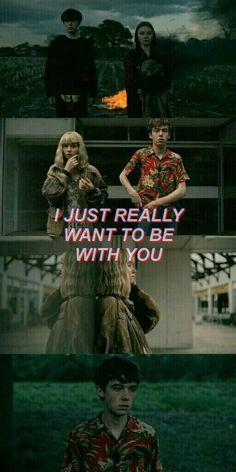 Realmente quiero estar contigo
