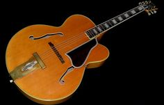 Archtop Acoustic Guitar