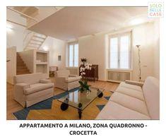 - Quadronno/Crocetta (MI) - 4 locali - 170mq - €1.500.000 ➡️ Proponiamo a Milano, zona Quadronno/Crocetta, bellissimo appartamento su più livelli ubicato in un palazzo d'epoca molto signorile del 1800.