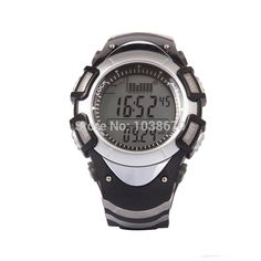 39.95$  Know more - http://ai7s5.worlditems.win/all/product.php?id=1930777651 - NEW 2016 Professional Men Digital Fishing Watch Barometer Monitor Thermometer Altimete Storm Warn 6 Spot Data Record Waterproof