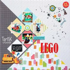 """Lego"" LO by DT Tanti"