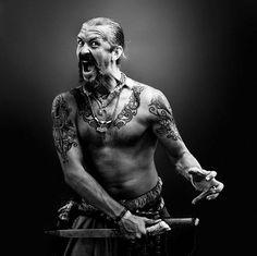 Nicolas Auproux - Bikers – Portraits de Hells Angels