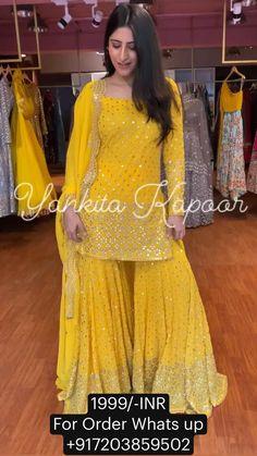 Party Wear Indian Dresses, Pakistani Fashion Party Wear, Pakistani Dresses Casual, Designer Party Wear Dresses, Indian Bridal Outfits, Dress Indian Style, Indian Fashion Dresses, Pakistani Dress Design, Indian Designer Outfits