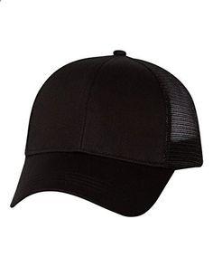 564e6cc809a Econscious – Trucker Cap – 7070 – Adjustable – Black  Black
