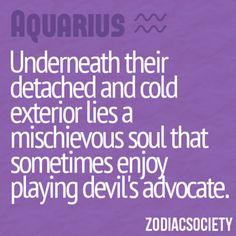 Zodiac Society Aquarius