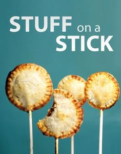 Stuff on a Stick by Instructables Authors, http://www.amazon.com/dp/B004JN054A/ref=cm_sw_r_pi_dp_4hbTqb0FN8GW7