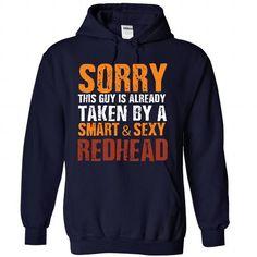This Guy Is Already Taken By A Redhead - #denim shirt #grey sweatshirt. CLICK HERE => https://www.sunfrog.com/LifeStyle/This-Guy-Is-Already-Taken-By-A-Redhead-1618-NavyBlue-39787194-Hoodie.html?68278