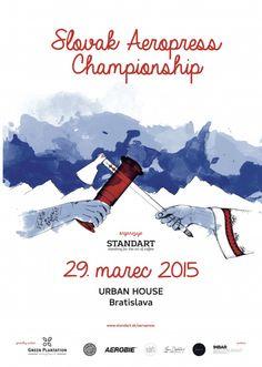 2015 Slovak Aeropress Championship