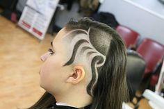 The Lava Sun Undercuts Badass Haircut, Fade Haircut, Pixie Haircut, Pompadour Hairstyle, Undercut Hairstyles, Undercut Pompadour, Style Hairstyle, Popular Hairstyles, Trendy Hairstyles