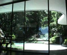 inicio y escape: Casa das Canoas [Oscar Niemeyer]