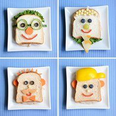 I am a sandwich