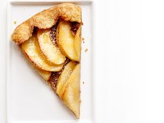This French spin on an American classic sweetens the deal with apricot preserves, walnut accents, and a free-form galette crust.