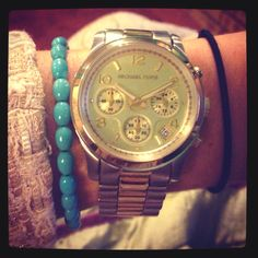 Michael Kors I really think this is my next watch.....