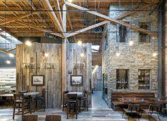 The Abbot's Cellar Lundberg Design - Explore, Collect and Source architecture