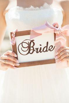 wedding name board