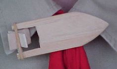 Exciting Scout Crafts - Paddle Boat