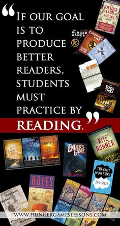 Do students have to read the classics to become better readers? Weigh in on my blog post...(click on picture)
