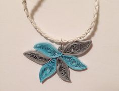 Hey, I found this really awesome Etsy listing at https://www.etsy.com/listing/208190396/quilling-necklace-handmade-necklace