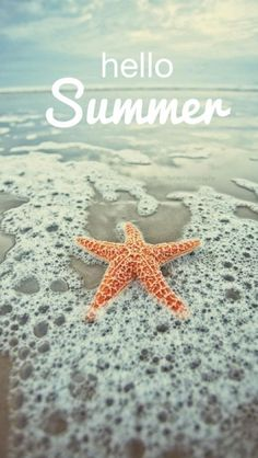 Hello Summer! #iPhone 5 #wallpaper