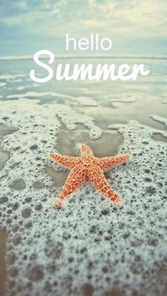 Hello Summer! #iPhone 5 #wallpaper