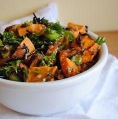 paleo sweet potato salad (4)