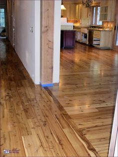 Den And Hallway Same Kind Flooring Or Diffe Of