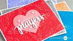 Distress Ink Backgrounds Video by Jennifer McGuire Ink
