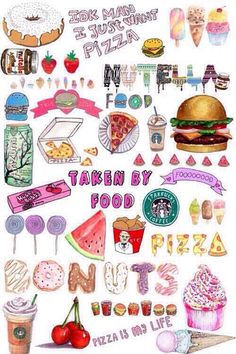 Wallpaper backgrounds laptop girly Ideas for 2019 Cute Food Wallpaper, Emoji Wallpaper, Tumblr Wallpaper, Laptop Wallpaper, Tumblr Stickers, Phone Stickers, Planner Stickers, Tumblr Drawings, Cute Drawings