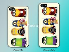 I found 'Despicable me--iphone 5c case' on Wish, check it out!