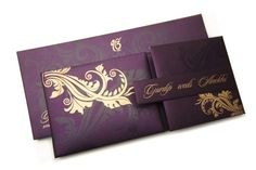 Indian Wedding Cards Indian Wedding by IndianWeddingCards on Etsy, $220.00