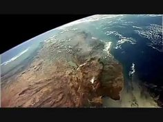 Real UFO Footage 2013 from space