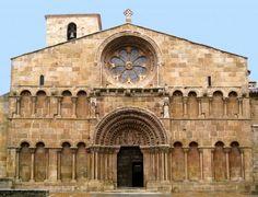 Iglesia de Santo Domingo - Soria, Castilla y León (Fotos de Castilla y León) | fotoviajero.com