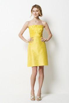 Watters Maids Dress 9442