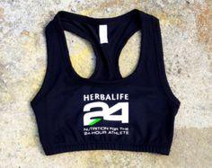 Herbalife sports bra