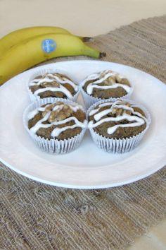 Kokkaa Chiquitan kanssa - Chiquita banaani-porkkanamuffinit
